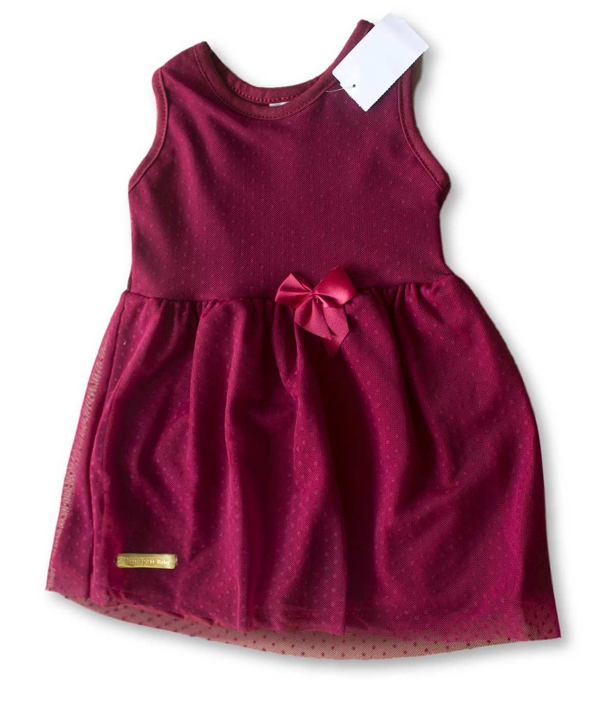 Vestido Bebê Recém Nascido Feminino Menina Cod 9105
