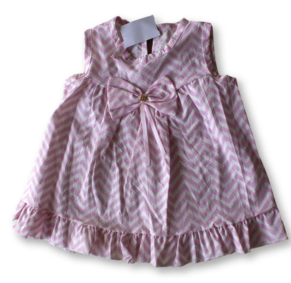 Vestido Bolero Bebê Recém Nascido Feminino Menina Cod 9086