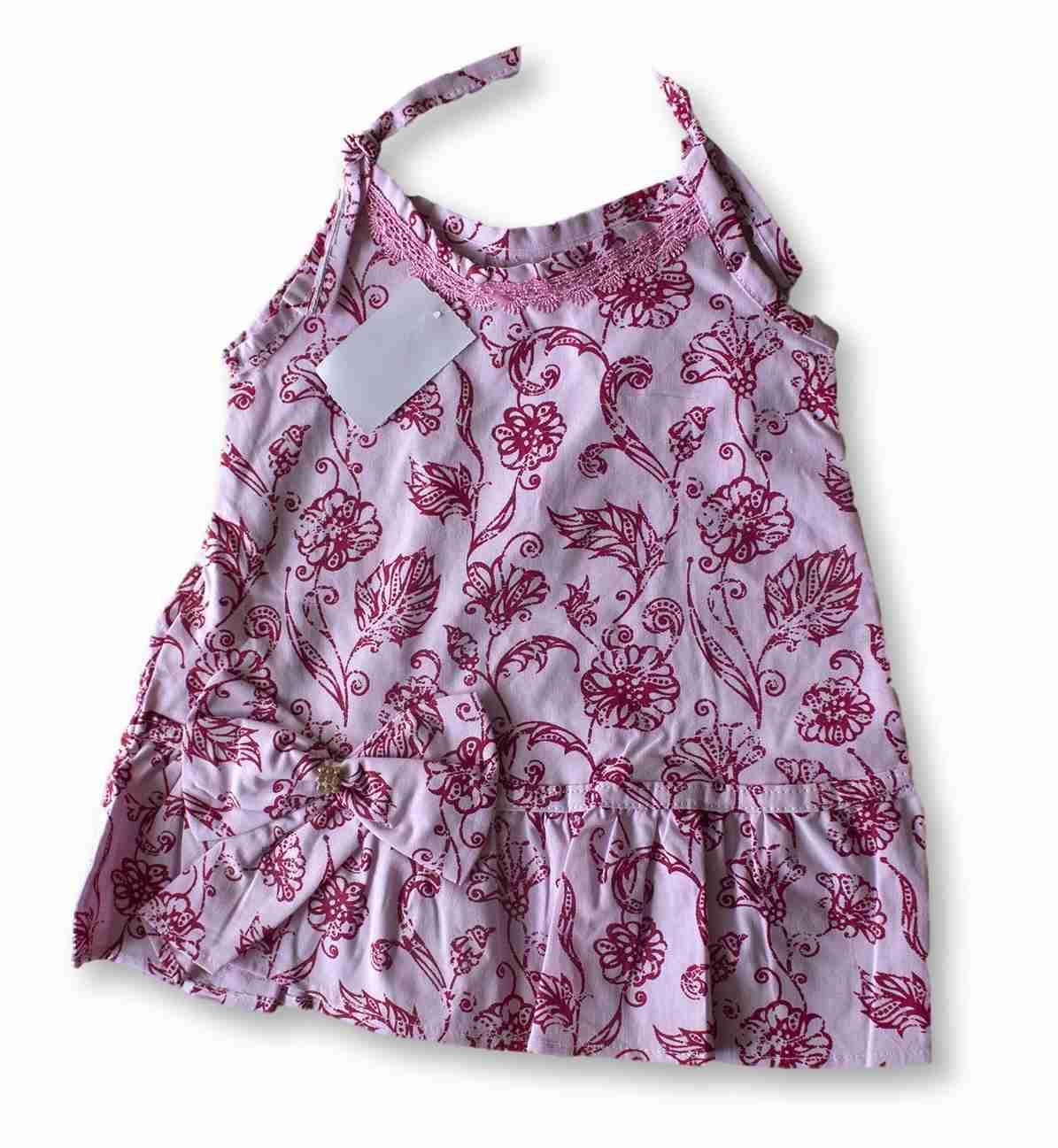Vestido Bolero Bebê Recém Nascido Feminino Menina Cod 9090