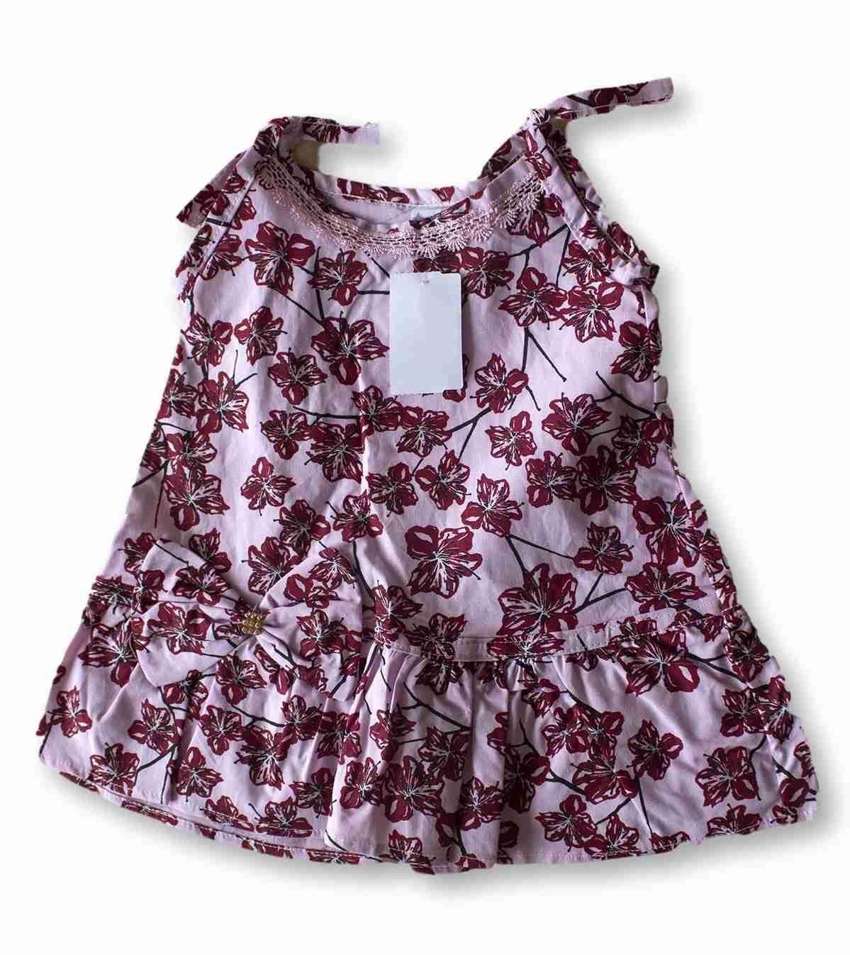 Vestido Bolero Bebê Recém Nascido Feminino Menina Cod 9091