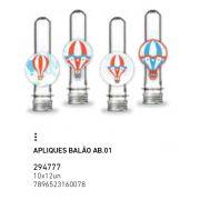 APLIQUES BALAO PCT C/12 UNIDADES