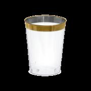 COPO AGUA/REFRIGERANTE LINHA GOLD PREMIUM PCT C/6 UNIDADES