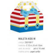 CX MALETA KIDS CIRCUS M 12x8x12 PCT C/10 UNIDADES