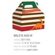 CX MALETA KIDS MUNDO DOS DINOSSAUROS M 12x8x12 PCT C/10 UNIDADES