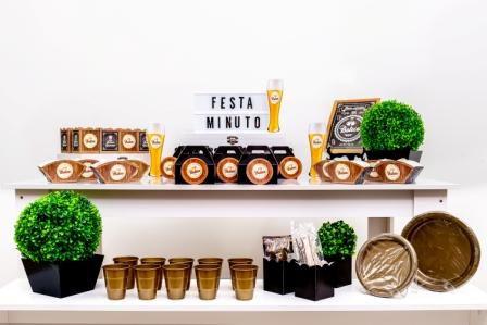 KIT BOTECO FESTA PRONTA - 16 PESSOAS