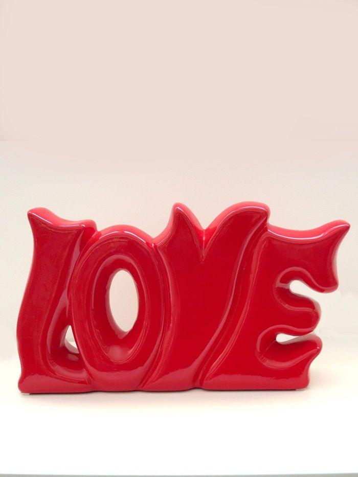 LOVE IMPERIAL VERMELHO 16 x 26