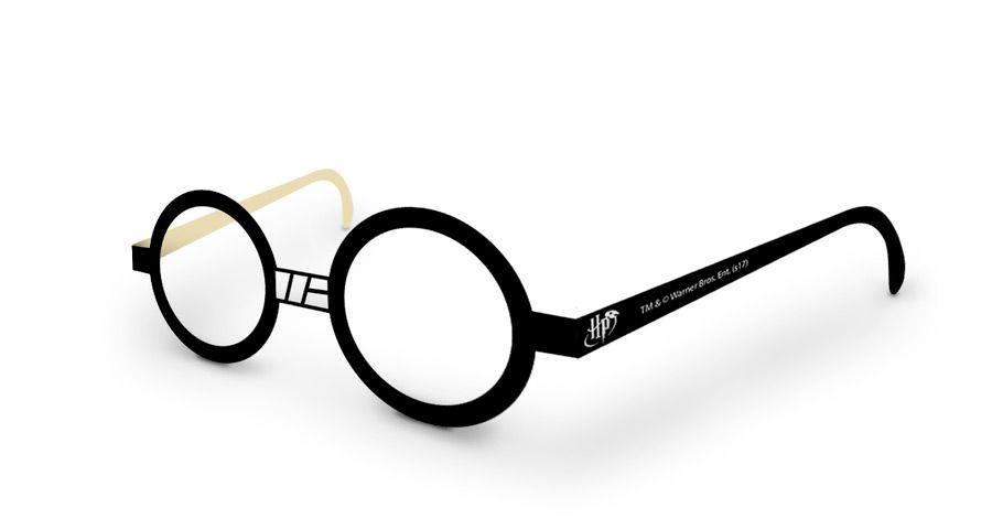 OCULOS HARRY POTTER PCT C/9 UNIDADES