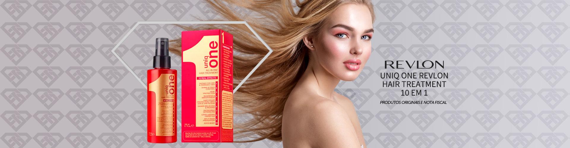Uniq One Revlon Hair Treatment 10 Em 1