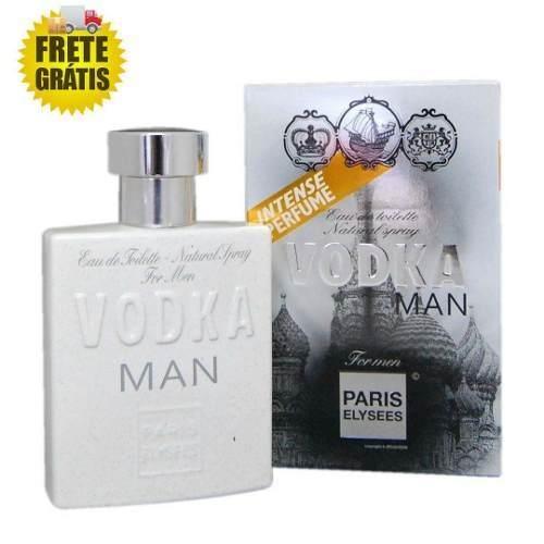 Vodka Man 100ml - Paris Elysees