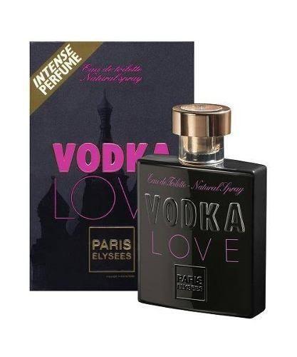 Vodka Love 100ml - Paris Elysees
