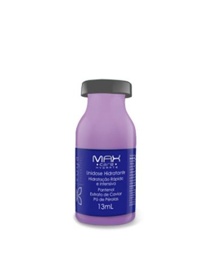 Kit 3 Ampolas Hidratante Max Care Voga