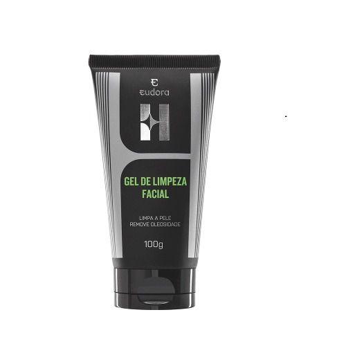 Eudora H Gel de Limpeza Facial 100g