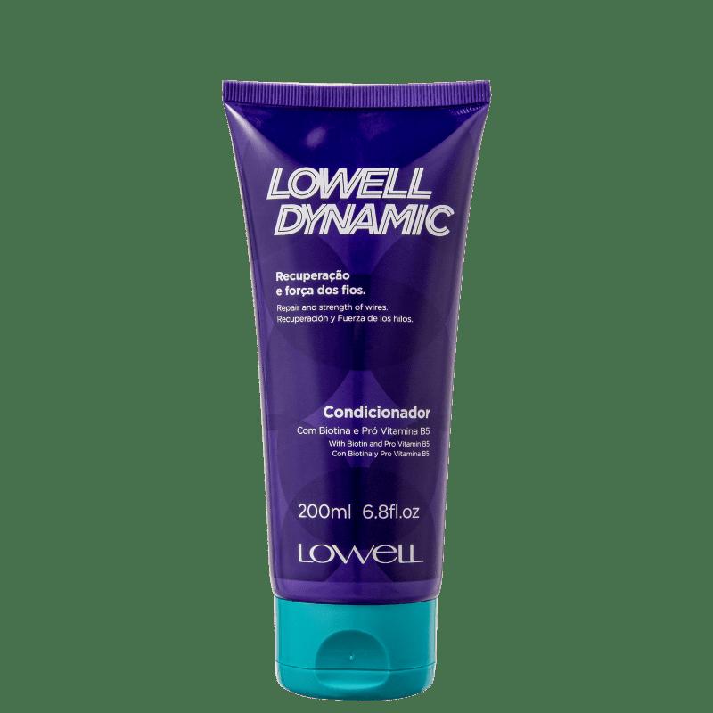 Condicionador Dynamic Lowell 200ml
