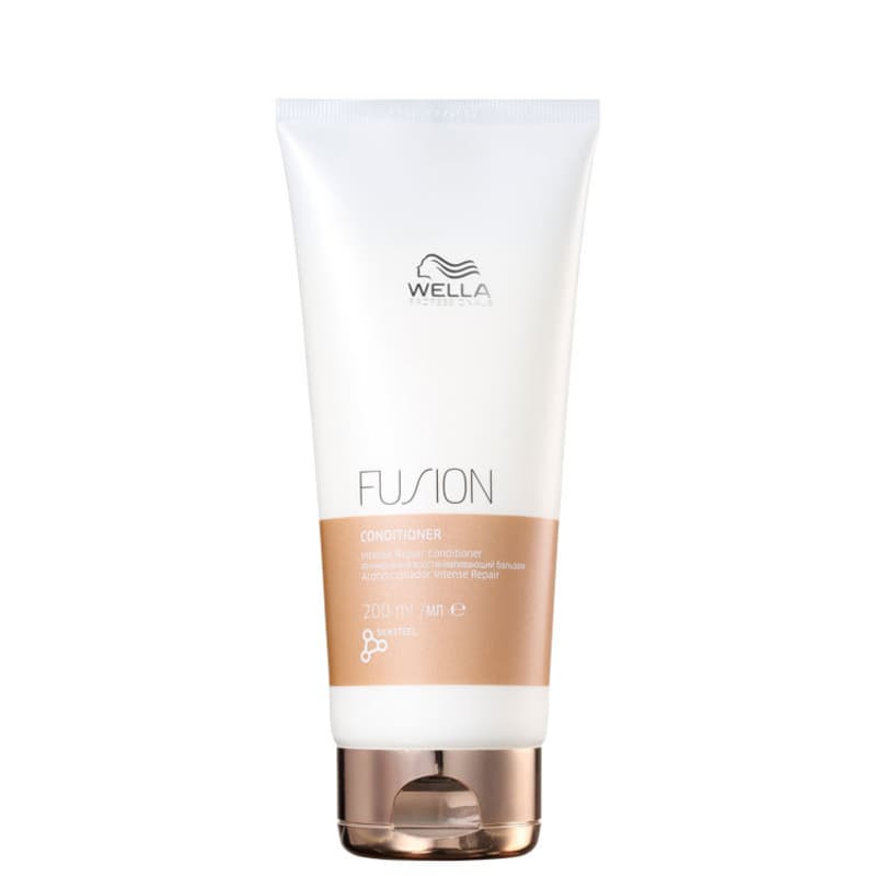 Condicionador Fusion Wella Professionals 200ml
