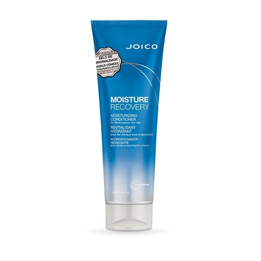 Condicionador Hidratante Joico Moisture Recovery Smart Release 250 ml