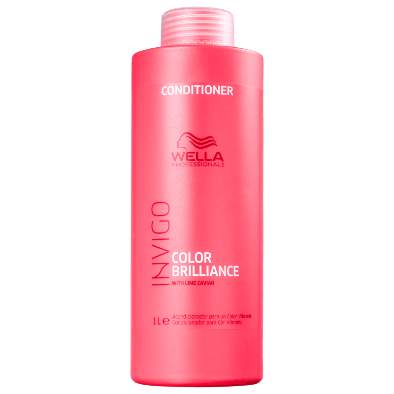 Condicionador Invigo Color Brilliance Wella Professionals 1000ml