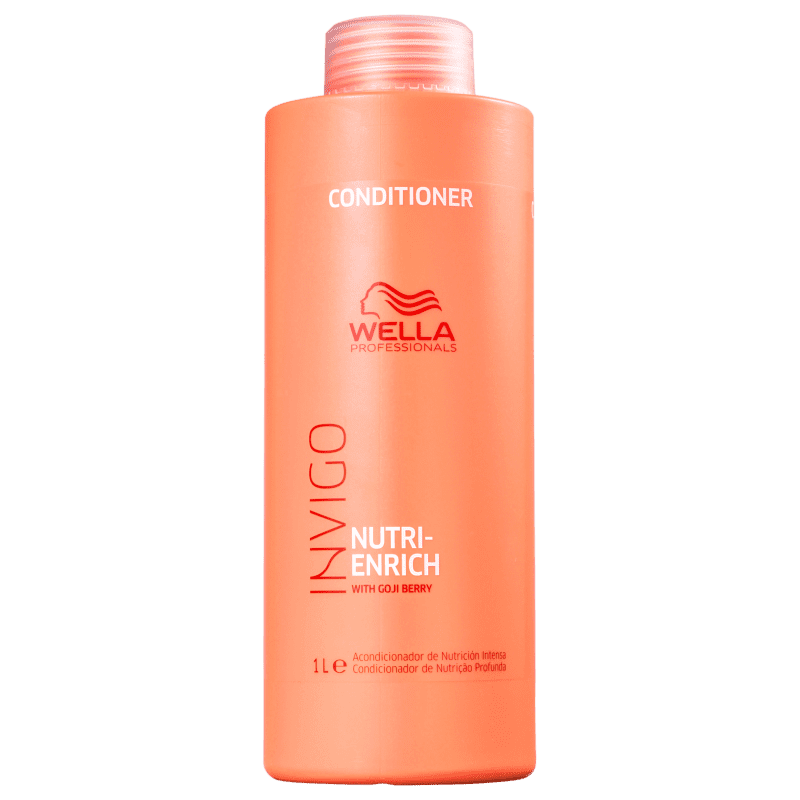 Condicionador Invigo Nutri-Enrich Wella Professionals 1000ml