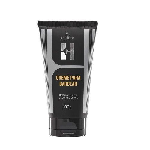Eudora H Creme Para Barbear 100g