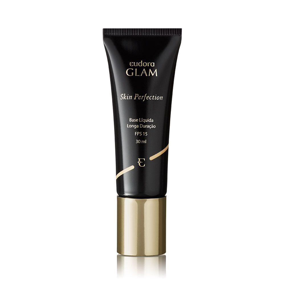 Glam Base Líquida Skin Perfection 30ml Eudora