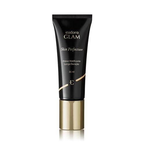Glam Skin Perfection Primer Matificante Longa Duração Eudora 35ml