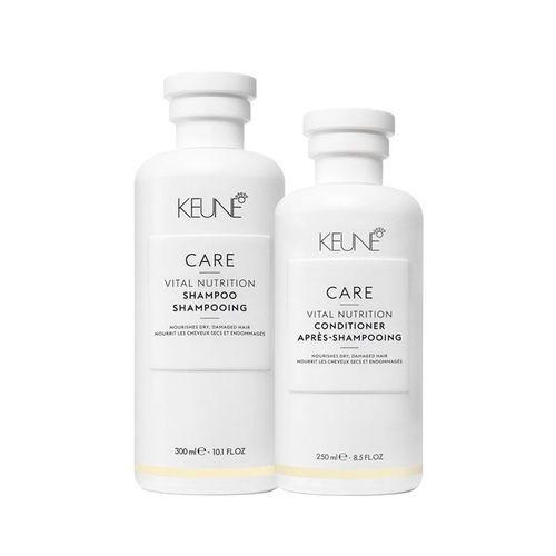 Keune Care Vital Nutrition Kit 2 Produtos