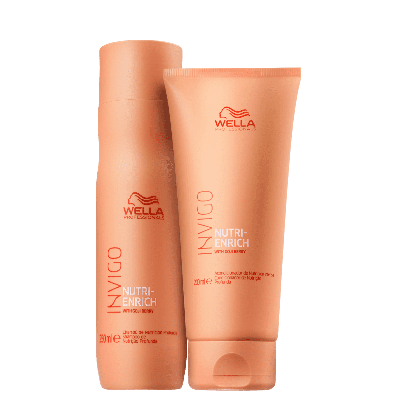 Kit Invigo Nutri-Enrich Wella Professionals Duo (2 Produtos)