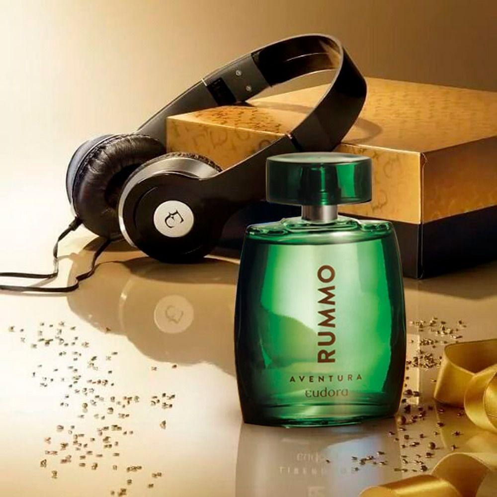 Kit Rummo Aventura + Fone de Ouvido Eudora