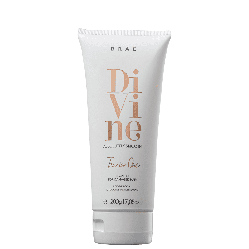 Leave-in Divine Ten In One Braé 200g