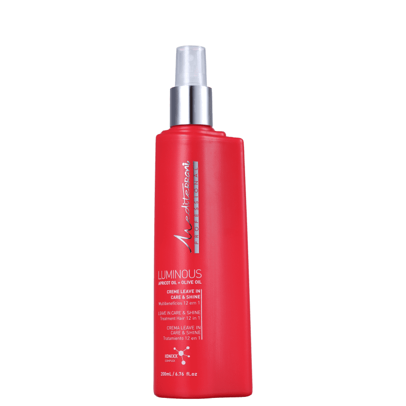 Leave-in Luminous Shine & Care Mediterrani 200ml