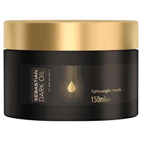 Máscara Capilar Dark Oil Sebastian Professional 150ml