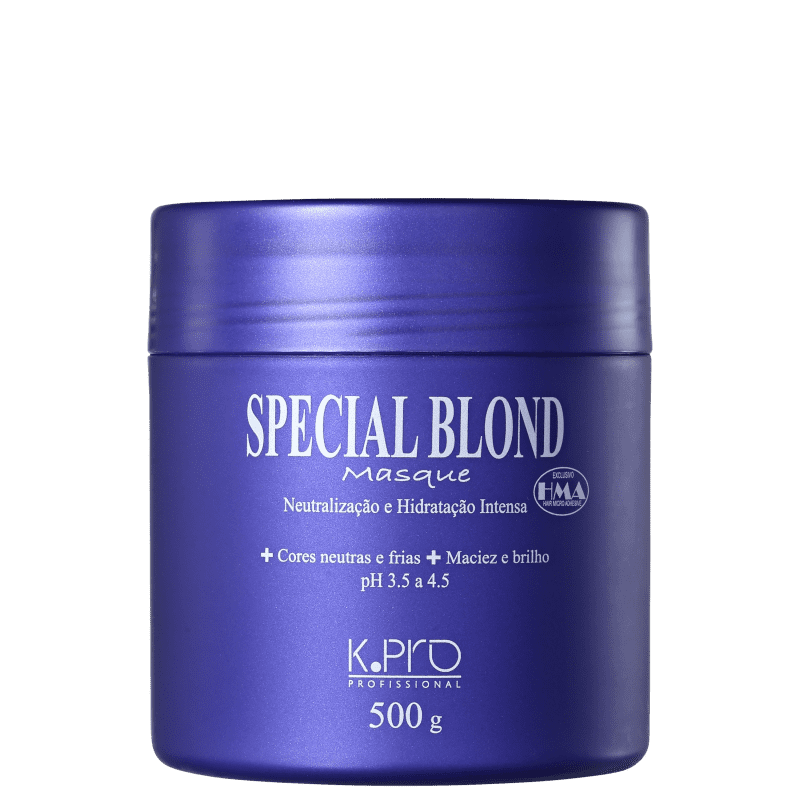 Máscara Capilar Special Silver Blond K.Pro 500g