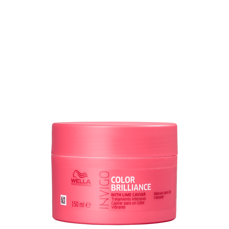 Máscara Invigo Color Brilliance Wella Professionals 150ml