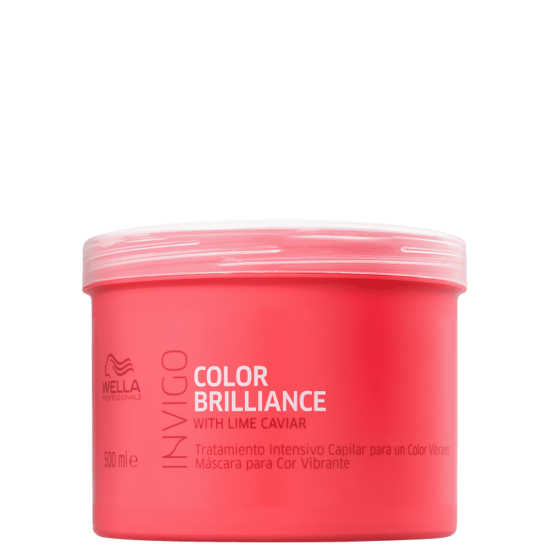 Máscara Invigo Color Brilliance Wella Professionals 500ml