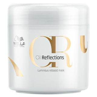 Máscara Oil Reflections Luminous Reboost Wella Professionals 150ml