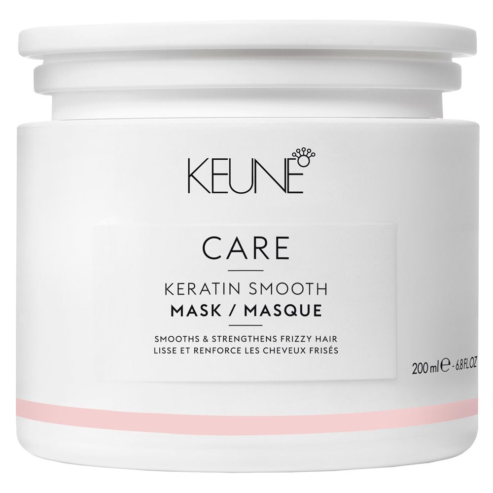 Máscara Reparadora Keratin Smooth Keune 200ml