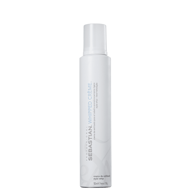 Mousse Flow Whipped Crème Chantilly Sebastian Professional 150ml
