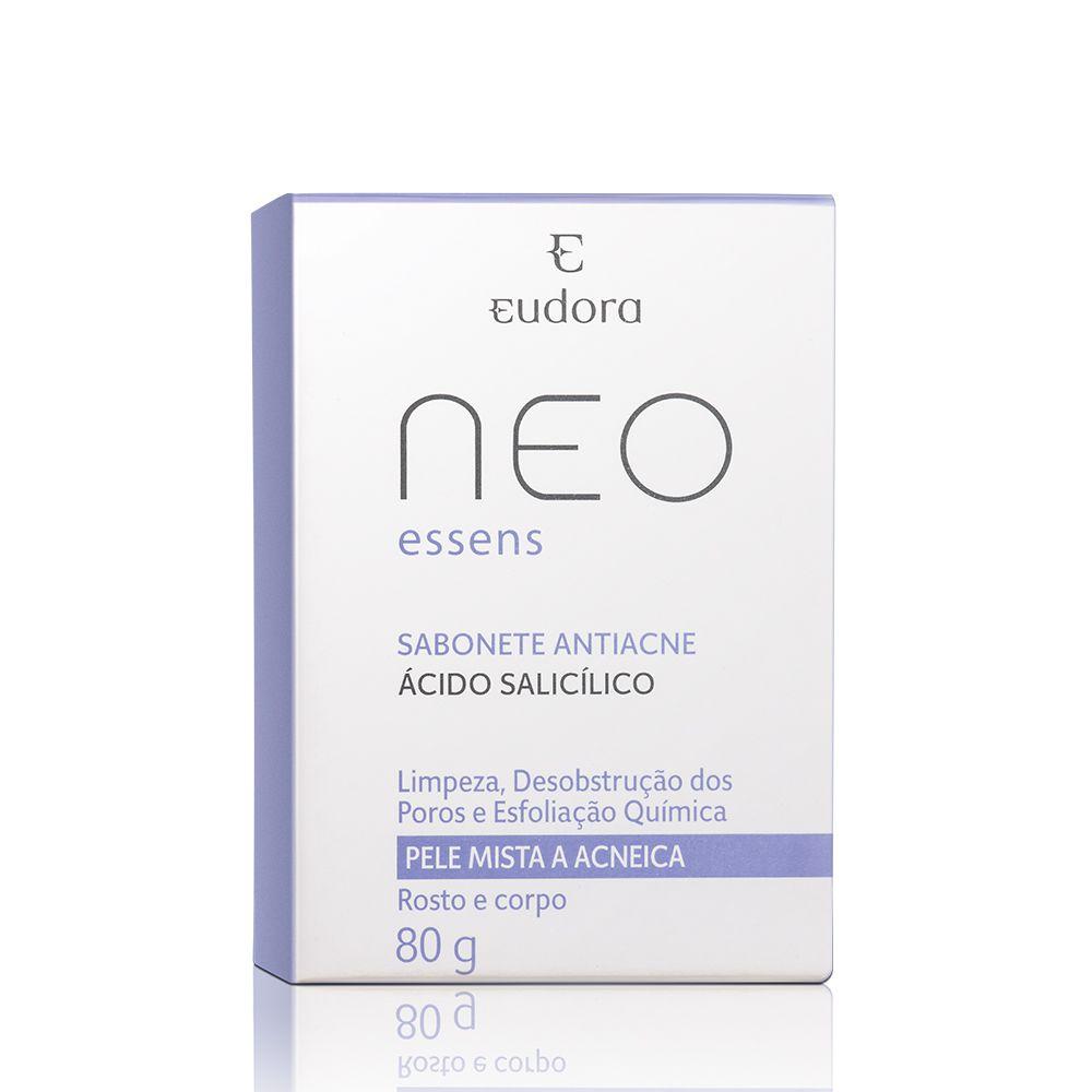 Neo Essens Sabonete em Barra Pele com Cravos e Espinhas 80ml