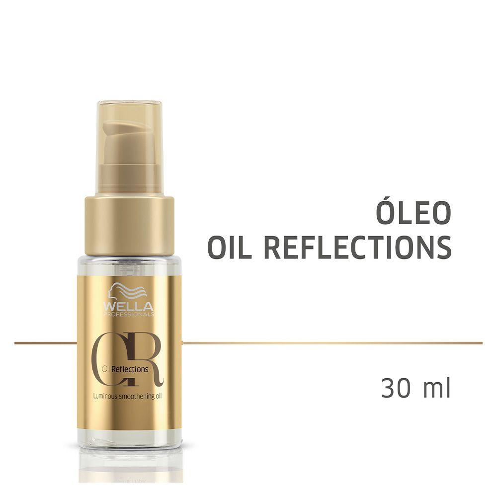 Óleo Capilar Oil Reflections Wella Professionals 30ml  - Shine Shop Perfumes e Cosméticos