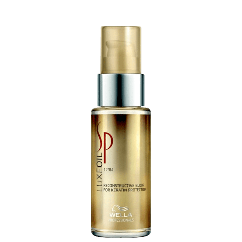 Óleo Capilar SP System Luxe Oil Wella Professionals 30ml