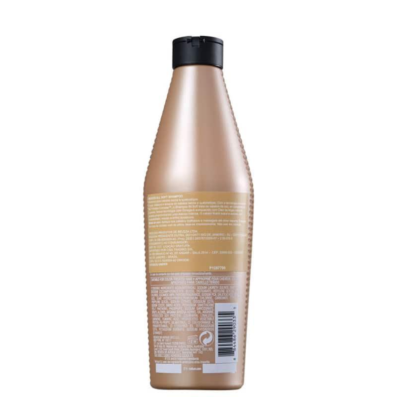 Redken All Soft Shampoo 300ml  - Shine Shop Perfumes e Cosméticos