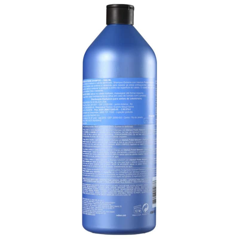Redken Extreme Shampoo 1000ml  - Shine Shop Perfumes e Cosméticos