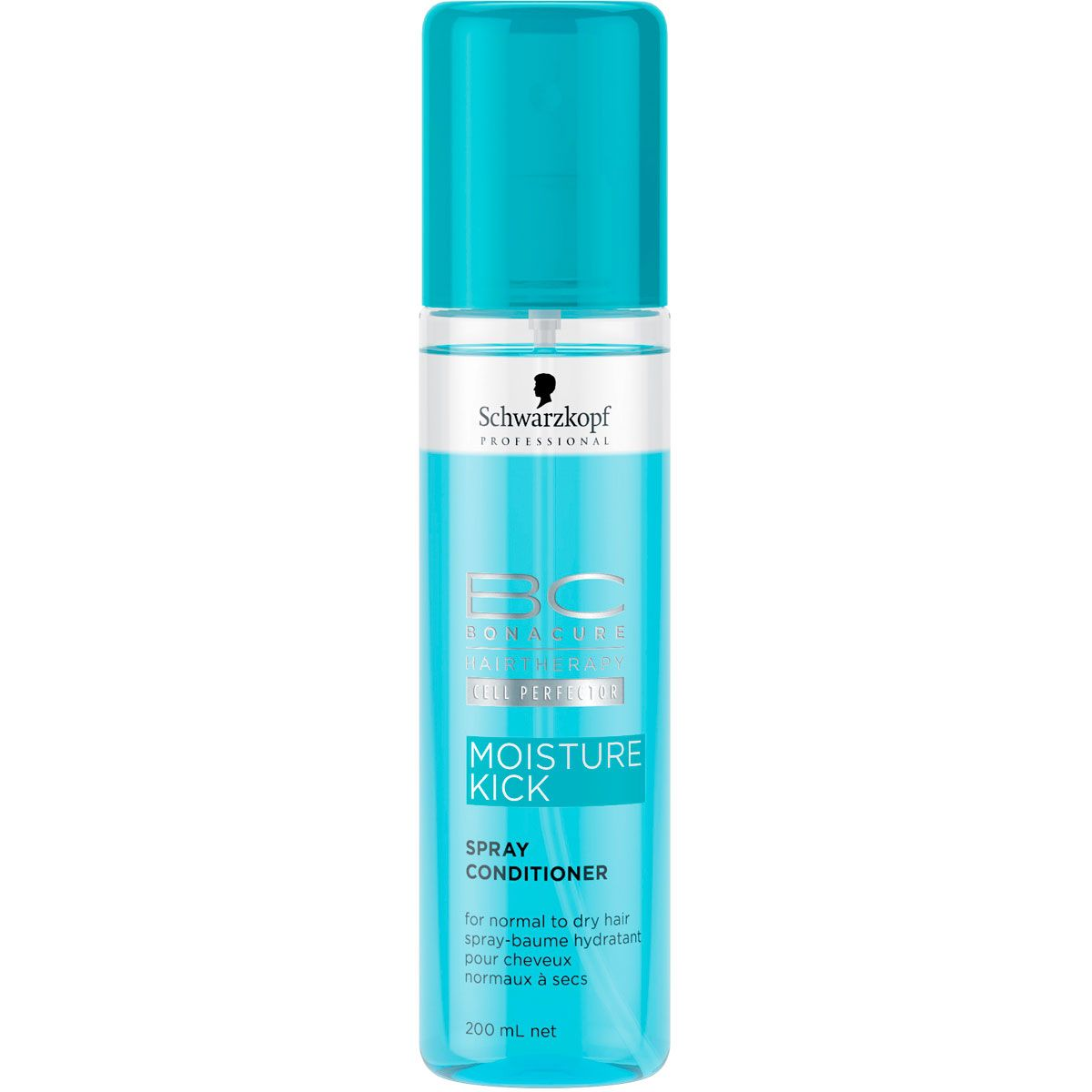 Schwarzkopf BC Moisture Kick Spray Condicionador 200ml