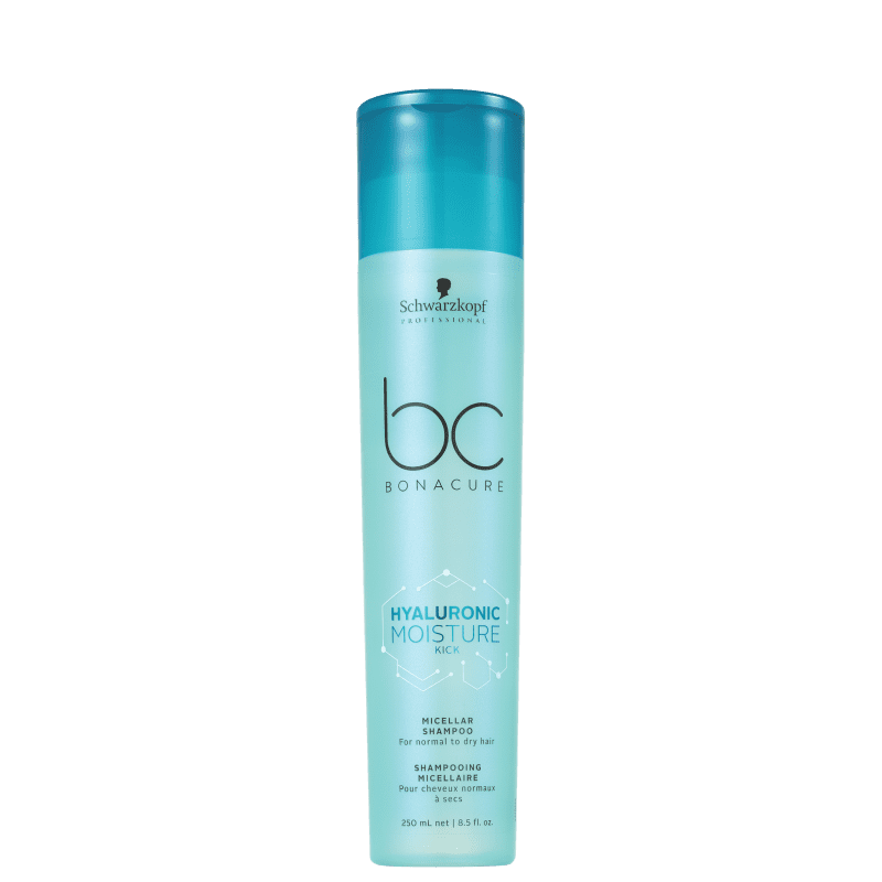 Schwarzkopf Professional BC Bonacure Hyaluronic Moisture Kick - Shampoo 250ml