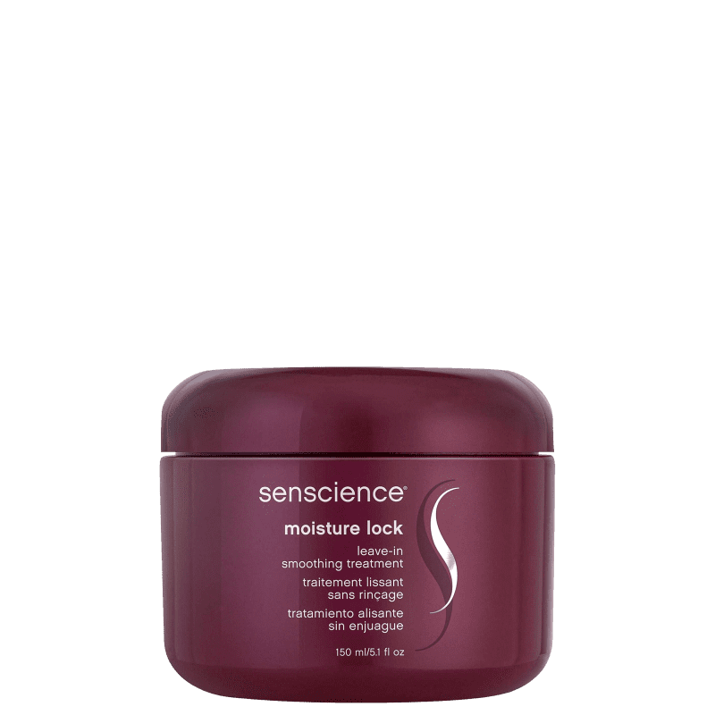 Senscience Moisture Lock Smoothing Treatment  Leave-in 150ml