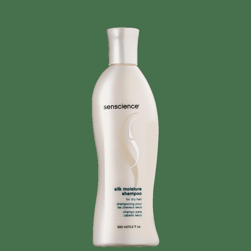 Senscience Silk Moisture Shampoo 300ml