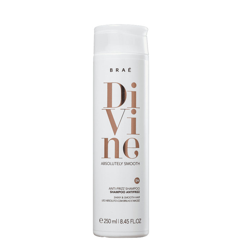 Shampoo Divine Braé 250ml