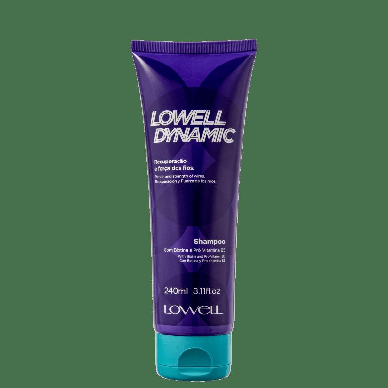 Shampoo Dynamic Lowell 240ml