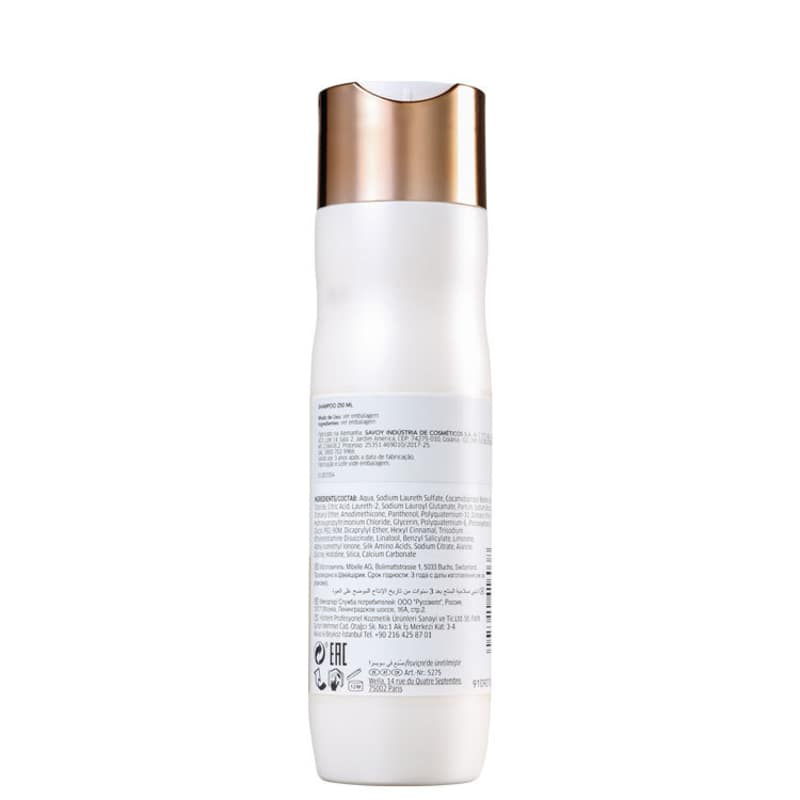 Shampoo Fusion Wella Professionals 250ml  - Shine Shop Perfumes e Cosméticos