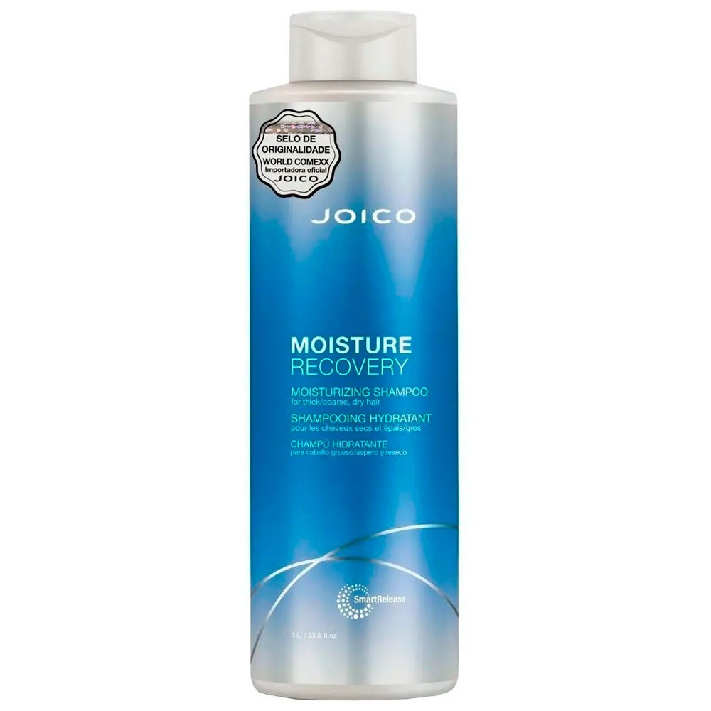 Shampoo Hidratante Joico Moisture Recovery Smart Release 1000 ml