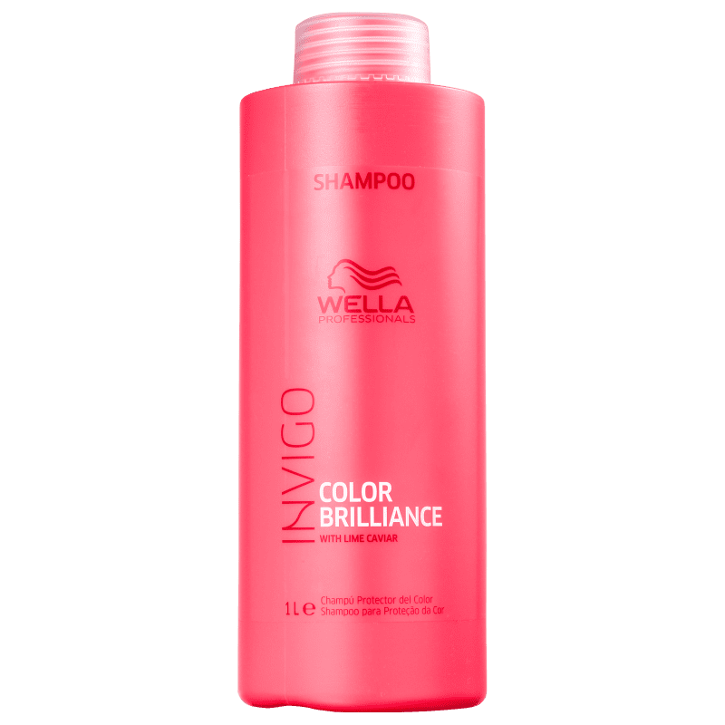 Shampoo Invigo Color Brilliance Wella Professionals 1000ml